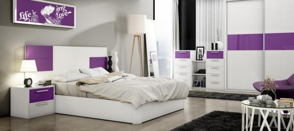 Muebles y accesorios para habitaciones de matrimonio for Mobiliario habitacion matrimonio