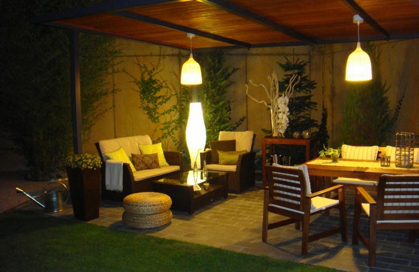 Iluminaci n de exteriores forum blog for Lamparas para exteriores de casas